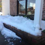 『美秋薬局』は大雪の朝が大変です