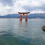 休日だったので広島まで出かけて、美しい景色や嚴島フクロウの森でリフレッシュ